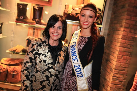 Connie Rishway Miss france 2012