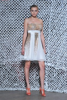 Defile Muse Collection Printemps-Ete 2013 Christophe Guillarme Paris au Balajo