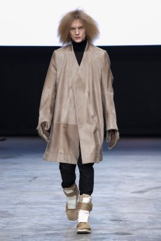 Rick Owens Menswear Fall Winter 2013, Paris