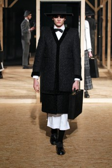 FW13 PARIS MEN THOM BROWNE 01/20/2013