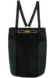 black back bag