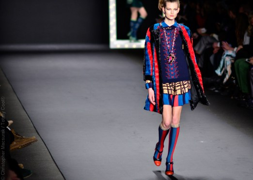 Anna Sui Fall Winter 2013-19