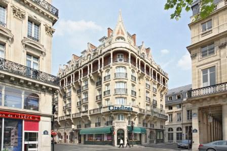 Citadines_Suites_Louvre_Paris_Facade