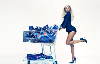 Beyonce and Cart