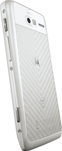 Motorola RAZR i White (2)