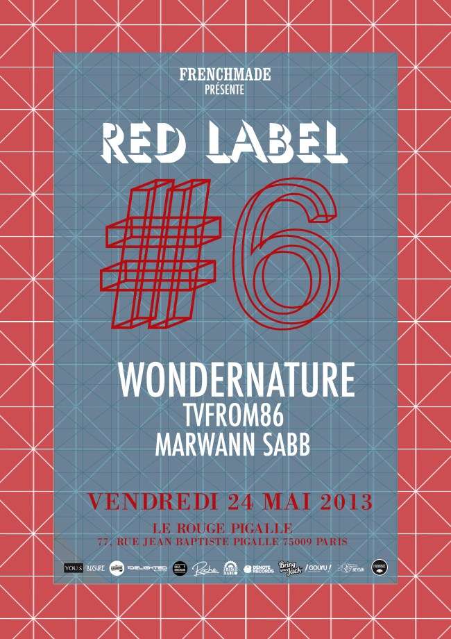 Red Label #6