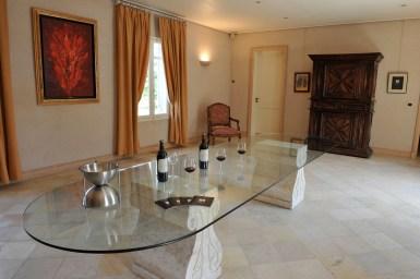 5. Chateau Grand Ormeau - intérieur