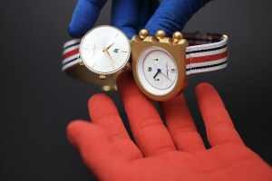 Montres LIP revisitées par Commune de Paris - collection capsule