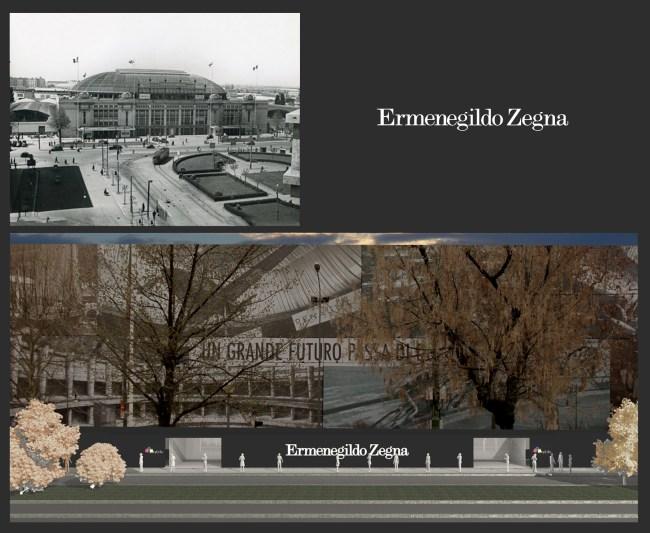 MOOD BOARD CITY LIFE - ERMENEGILDO ZEGNA