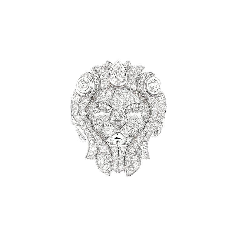 Bague Lion Venitien Face J60429