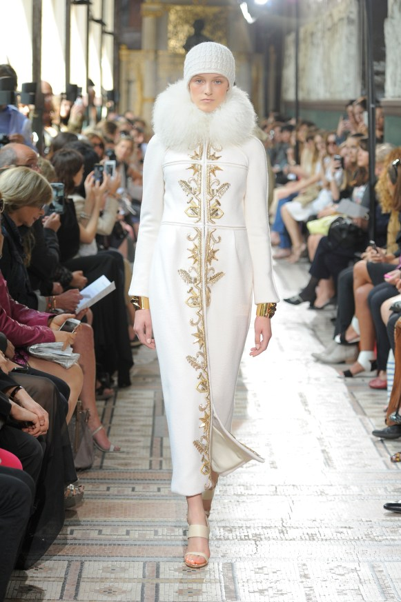 Christophe Josse - Couture FW13-14 Look 05