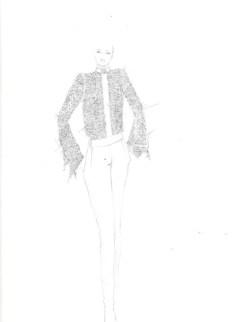 Sketch AV - Couture SS13