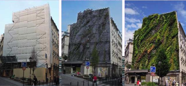 """De la mise en place des structures en Février 2013 au """"bébé mur"""" le 19 juin"""