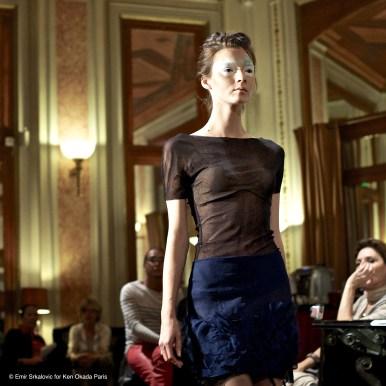 Fashion Week De¦üfile¦ü Ken Okada Ho¦étel Lutetia 24_09-11