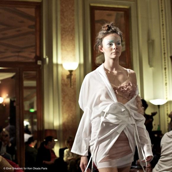 Fashion Week De¦üfile¦ü Ken Okada Ho¦étel Lutetia 24_09-14