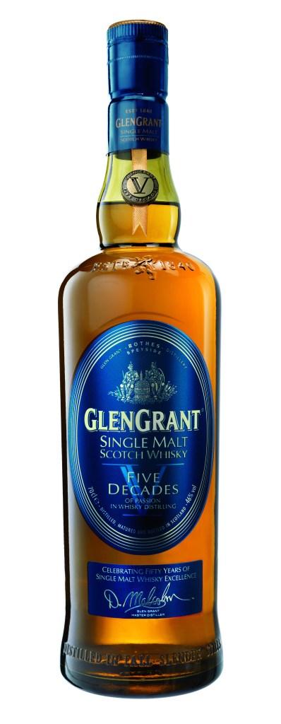 BottleV decades Glen Grant 70cl