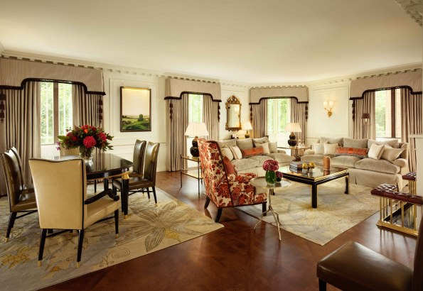 The Dorchester - Dorchester Suite Sitting Room Landscape (418) Low Res