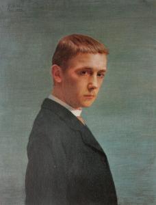 felixVallotton_Felix-Self_Portrait