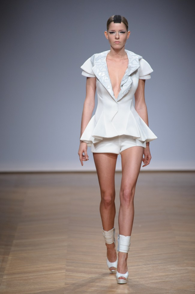 04Collection Couture on aura tout vu Spring Summer 2014 by Yassen Samouilov & Livia Stoianova