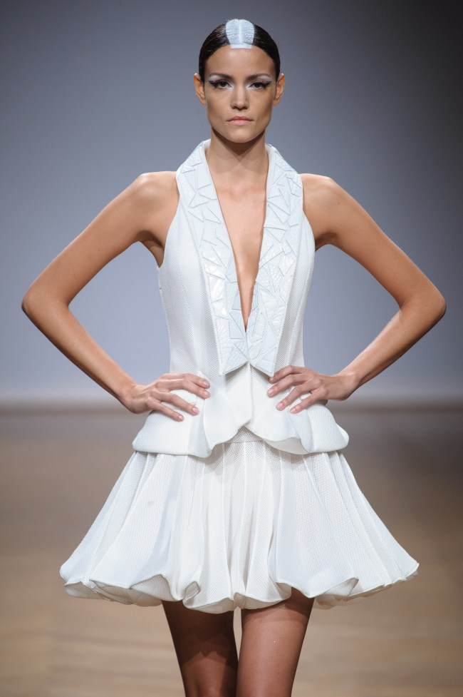 07Collection Couture on aura tout vu Spring Summer 2014 by Yassen Samouilov & Livia Stoianova
