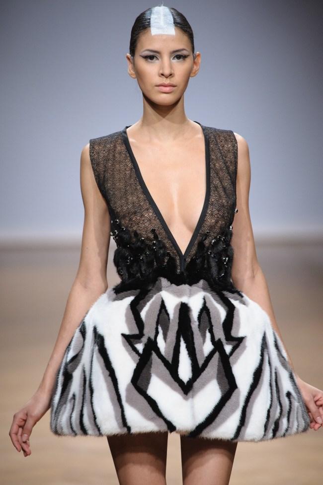 09Collection Couture on aura tout vu Spring Summer 2014 by Yassen Samouilov & Livia Stoianova