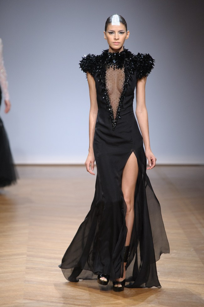 34Collection Couture on aura tout vu Spring Summer 2014 by Yassen Samouilov & Livia Stoianova