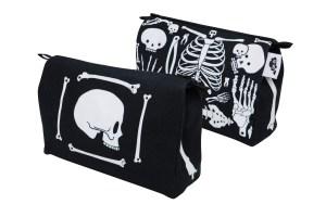 AK-LH - Crazy Bones Trousse de voyage - Travel bag