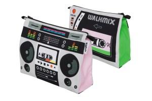 AK-LH - Techno Sound System Trousse de voyage - Travel bag