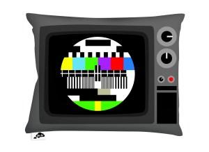 AK-LH - Techno TV Coussin - Cushion