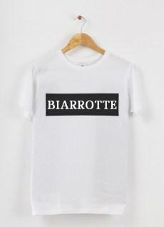 TSHIRT-ROND-BLANC-BIARRITZ-