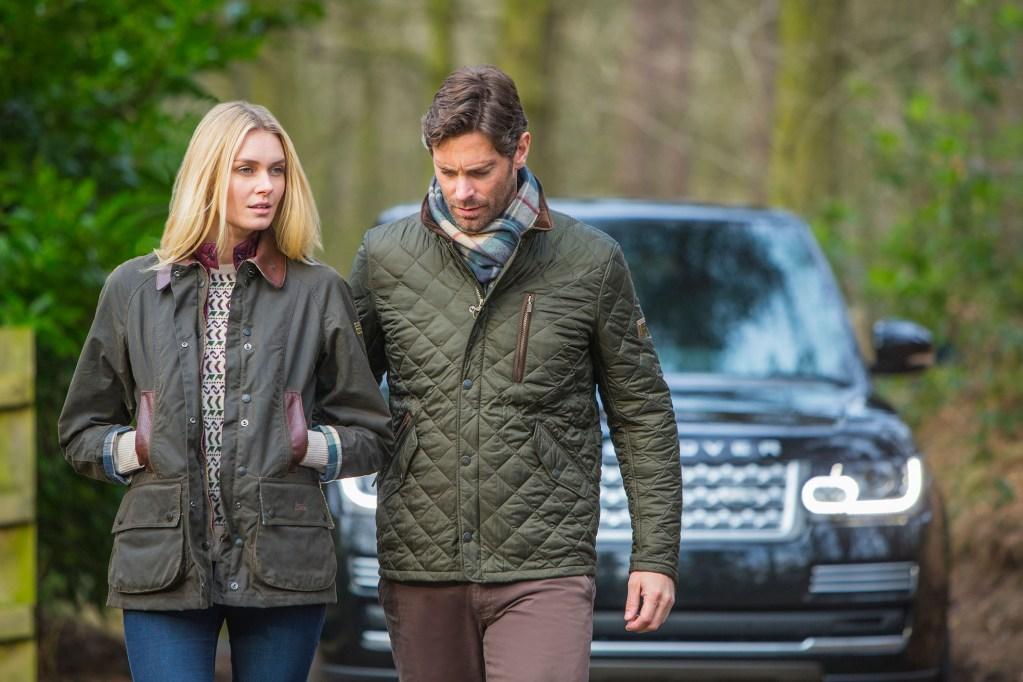 Barbour & Land Rover – première collaboration !