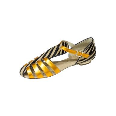 Sandales Brigitte - L'Afrique