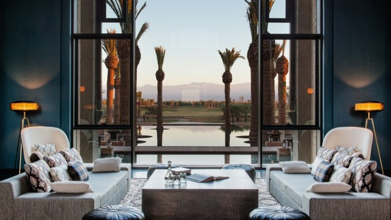 Royal Palm Hotel, Marrakech, Beachcomber Hotels, Photo by Alan Keohane