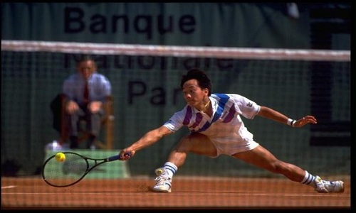 MICHAEL CHANG USA FRENCH OPEN