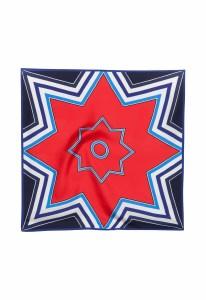 echarpe-femme-twill-bleu-moyen-imprime-noue-alain-figaret-an1003306691.jpg