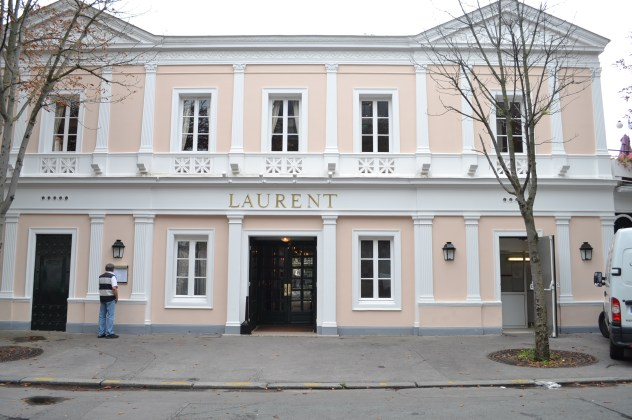 la façade du Laurent / Copyright Julien Tissot