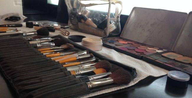 Maquillage_event Olympus