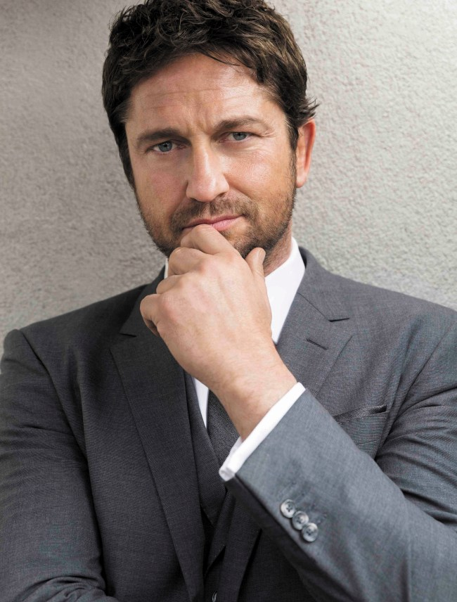 PHOTO GERARD BUTLER SHOT_03-194IR