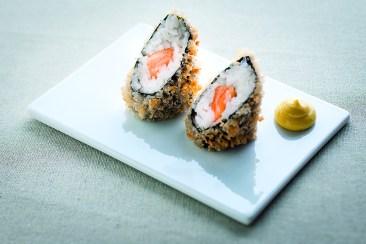 Carte - Maki saumon frit
