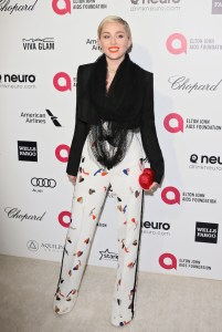 23rd Annual Elton John AIDS Foundation Academy Awards Viewing Party - Arrivals