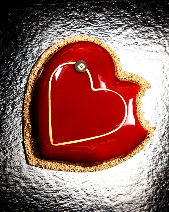 Coeur Croqué - Chic Valentine au Shangri-La Hotel, Paris