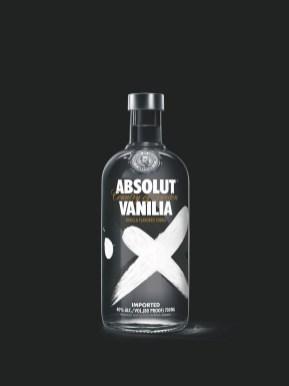 ABSOLUT+VANILIA+PACK+SHOT+700ML+BLACK