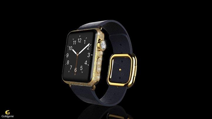 Web-Swarovski-Gold-Apple-Watch-Front