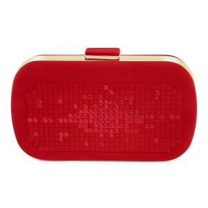 AS by V&R red clutch