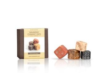 26 Ceramic Dice +box