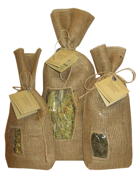 Chamomile, Spearmint & Mountain Tea