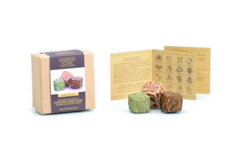 Fortune Cubes Game +box
