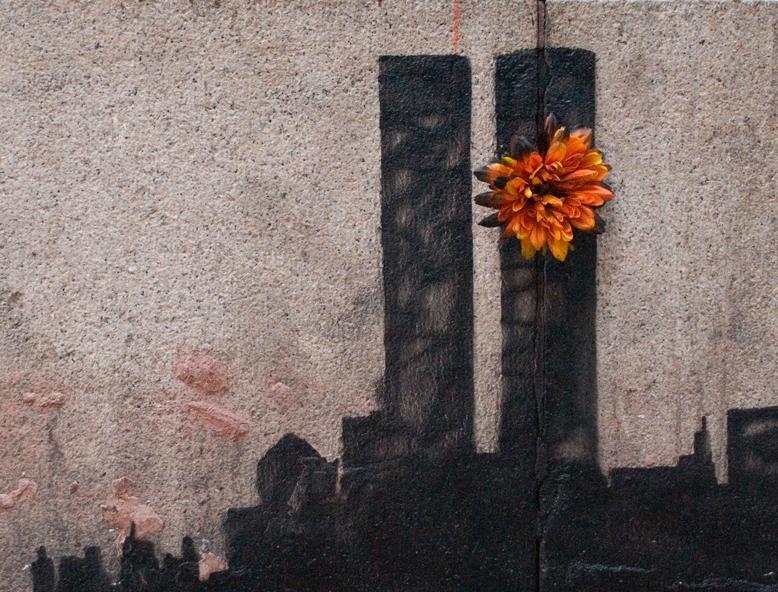 Oeuvre de l'artiste Street-Art Banksy