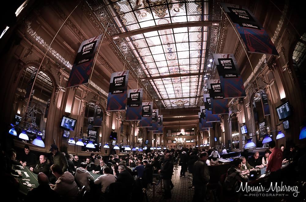 La salle principale du Cercle / Copyright Mounir Mahroug