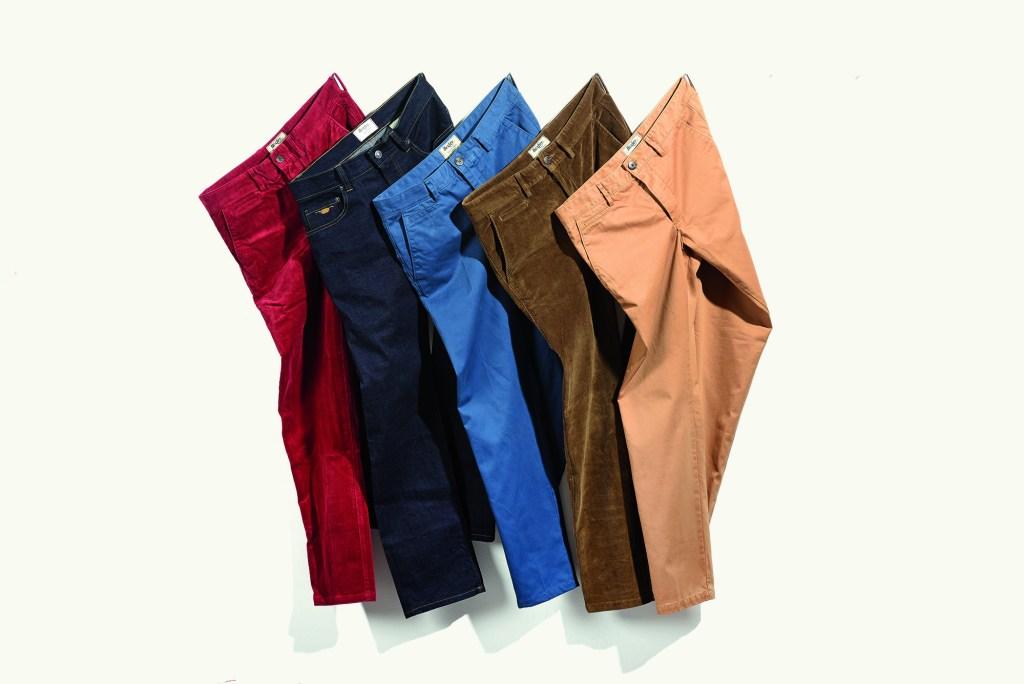 Pantalons-Bexley